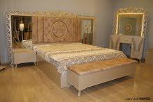 غرف نوم تركي 9 قطع ملكي