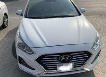 هيونداي سوناتا 2018 وارد أمريكا كأنها جديدة ليميتد. Hyundai Sonata limited