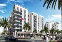 تملك وحده 2 غرفه وصاله 997 قدم تقع بالخان في موقع استراتيجي مميز علي الخليج العربي بسعر متوسط