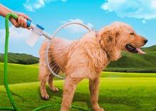 360° Dog Washer - موزع مياه تنضيف الكلب 360°