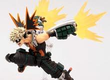 My Hero Academia Amazing Yamaguchi Revoltech No.022 Katsuki Bakugo action figure