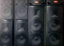 speeker and sound system professional