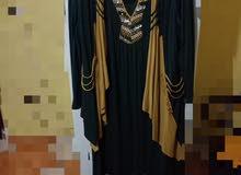 فستان زيتي