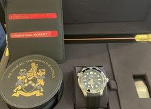 ساعة اوميجا سيماستر جيمس بوند اصدار محدود