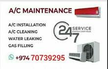 A/C Maintenance