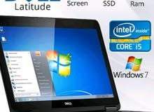 dell latitude ultrelabook core i5