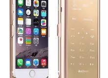 كفرات أبل ايفون متعدده للايفون 6 وايفون 6s وايفون 7 بلس وايفون 8 بلس