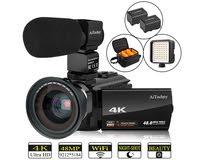 كاميرا تصوير احترافية 4K من شركة AITechny جديدة تغليف الشركة