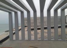 منشات معدنيه فولاذية steel structure