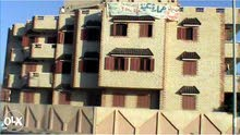 عمارة سوبر سوبر لوكس بالمساعيد بالعريش بموقع فريد على 3 شوارع
