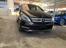 For sale Mercedes Benz B Class car in Amman