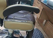 مطلوب كرسي حلاقة مستعمل بس كون نضيف  ورخيص وثابت مويروط