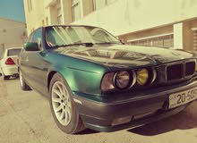 Green BMW 525 1992 for sale