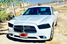 Automatic White Dodge 2011 for sale
