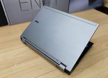 لابتوب ديل E6410 استخدام شخصي بحاله جيده مواصفاته Core I5 شاشه بحجم 14 هارد 500