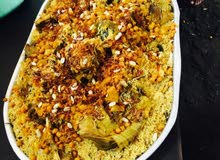 مطبخ العقيد بصحم يقدم لكم وجبات للجميع المناسبات والأفراح