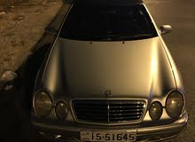 Used Mercedes Benz CLK in Amman