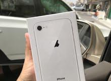 ايفون 8 جديد 64GB الكمية محدودة