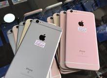ايفون 6s بلس 16جيجا+64جيجا+128جيجا مستعمل بحالة الجديد لحقو العروض اجهزه اصليه وأفضل سعر