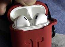 ايربودز من شركة جيروم السماعات مستخدمة أسبوع فقط للبيع السعر 35
