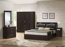 جميع الاثاث للبيع أريكة غرفة نوم  colour available for bed set