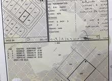 للبيع ارض سكنية الجفنين الثالثة خلف اوربك مساحة 756 متر
