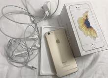ايفون 6s للبيع 16 gb