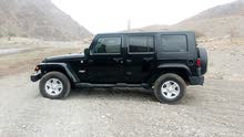 Automatic Jeep 2010 for sale - Used - Suwaiq city