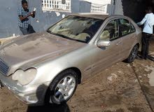 Mercedes Benz C 230 car for sale 2003 in Tripoli city