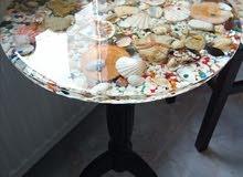 طاولات الايبوكسي الرائعة