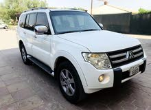 condition Mitsubishi Pajero 2007 with  km mileage
