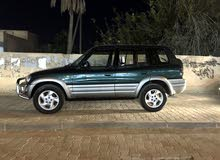 Manual Green Toyota 2000 for sale