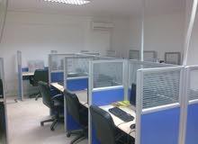 اثاث مكتبى ورك ستيشن مستورد office workstation