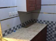 مطبخ ألمنيوم كبير طول 8 م