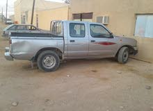Manual Nissan 2009 for sale - Used - Mizdah city