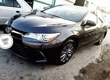 Per Month rental 2016AutomaticCamry is available for rent