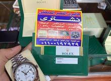 توكيل شراء وتقيم ساعات رولكس مستعمله بمصر