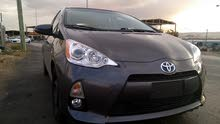 Toyota Prius C 2014 For sale - Grey color