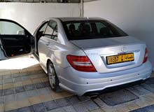 For sale 2012 Grey C 250