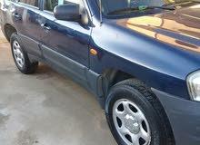 Manual Blue Mazda 2005 for sale