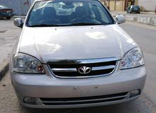 Automatic Silver Daewoo 2007 for sale