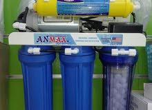 بيع وتركيب وصيانة أجهزة ومحطات  تنقية المياه