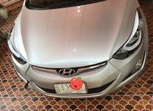 Hyundai Elantra 2016 For sale - Grey color