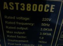 مولد كهربائي لفة نحاس قوته 3.5
