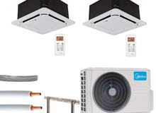 Fixing installtion cctv camera and Ac fixing clening reparing