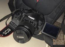 كاميرا كانون 700دي