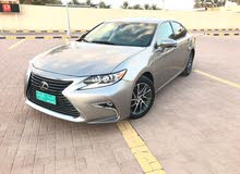 New condition Lexus ES 2016 with  km mileage