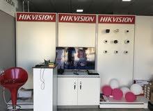 موزع معتمد كمرات مراقبة لشركة Hikvision