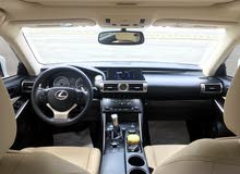 Used condition Lexus IS 2014 with  km mileage
