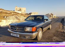 Mercedes Benz SL 1990 For sale - Blue color